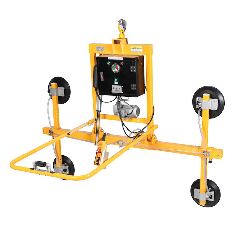 전기 진공 유리 리프터 4 - 500kg