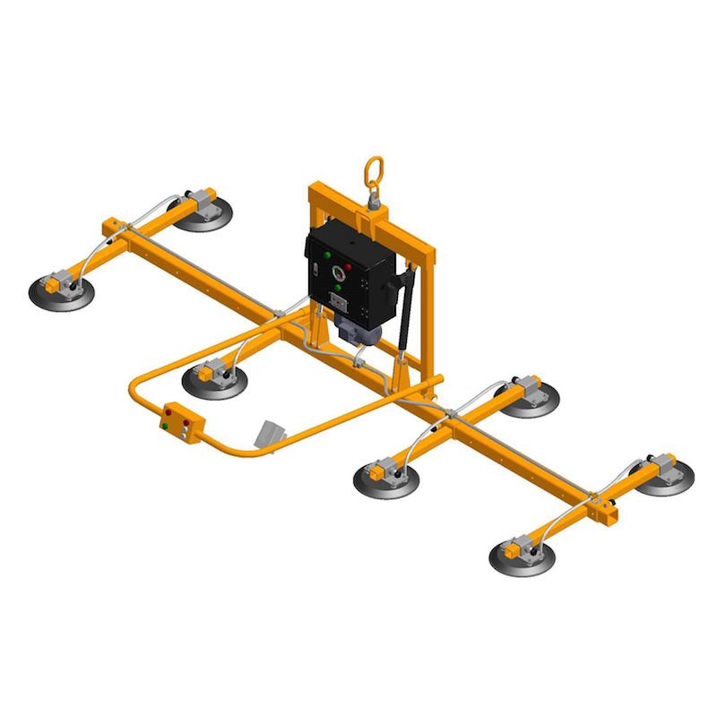 전기 진공 유리 리프터 8 – 1000kg