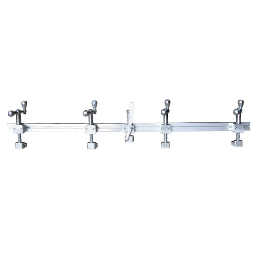 적층 레일 클램프 4' (1220mm)