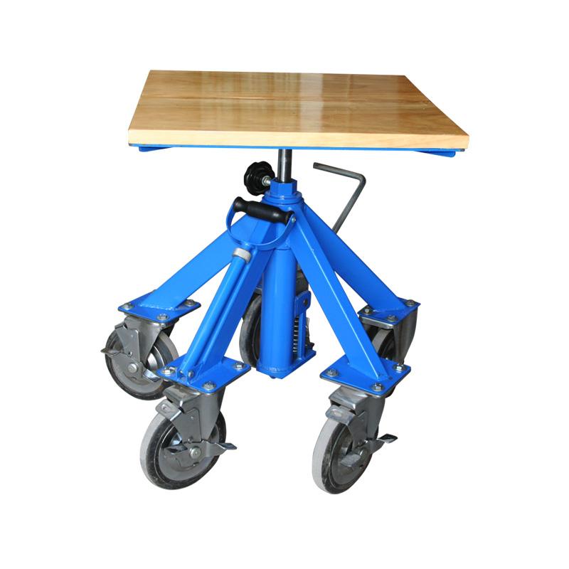 조각 테이블 유압 - 5각
