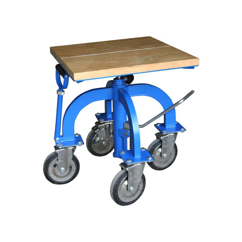 조각 테이블 유압 - 4각
