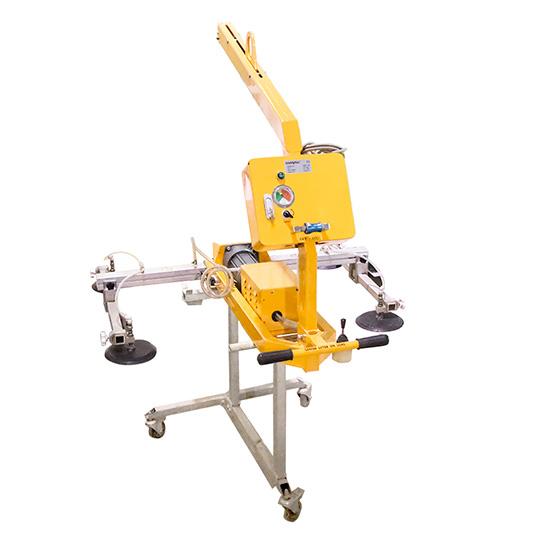 Thiết bị nâng chân không dùng điện xoay 180 độ - 160kg