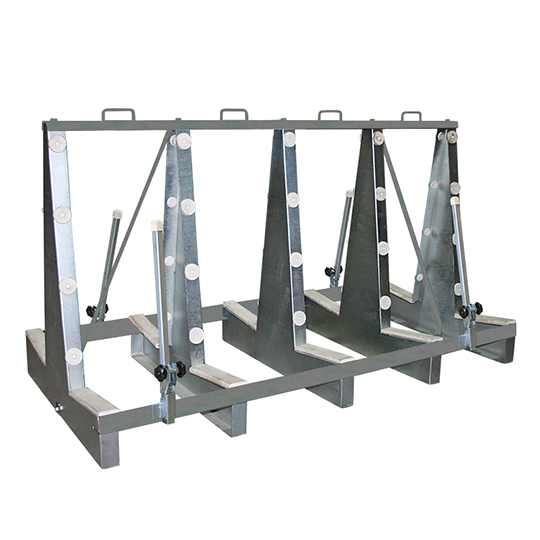 Packracks Model DS750/1600