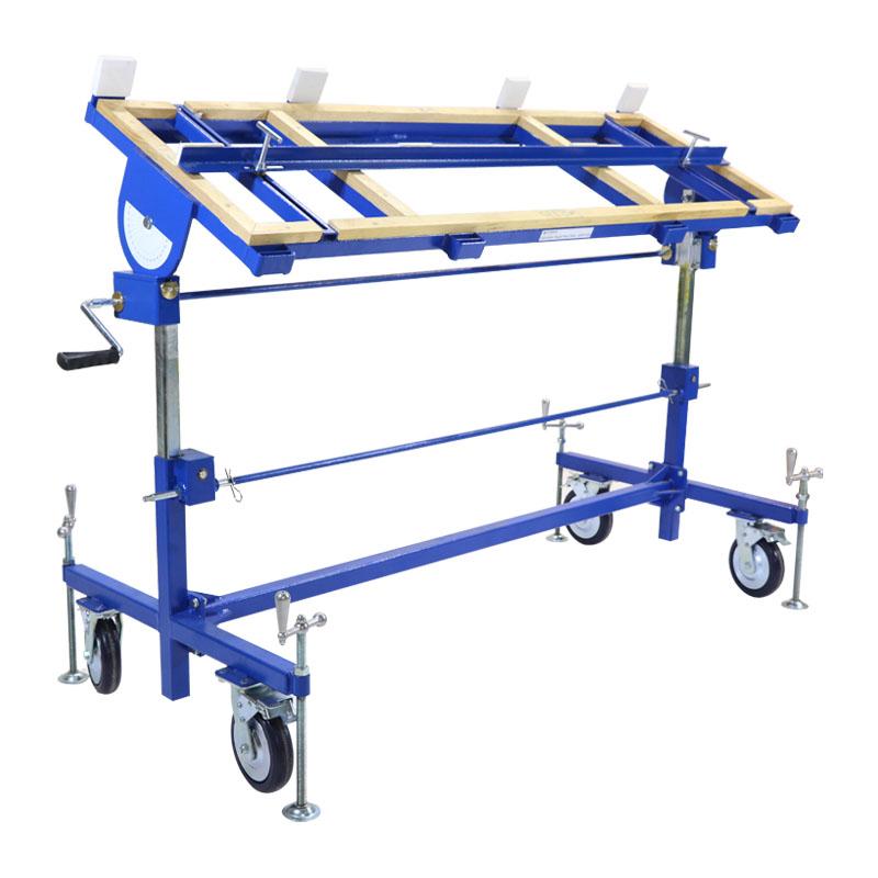 Bàn gia công có thể điều chỉnh độ cao - AHWT600