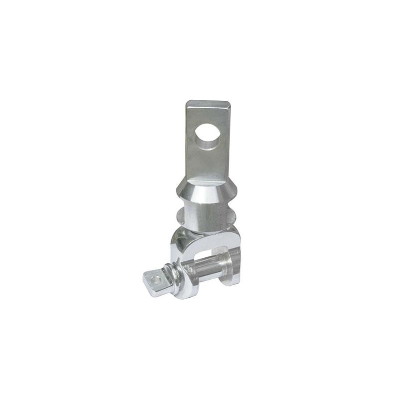 Forged Aluminium Swivel - 1.5 Tons SS15T