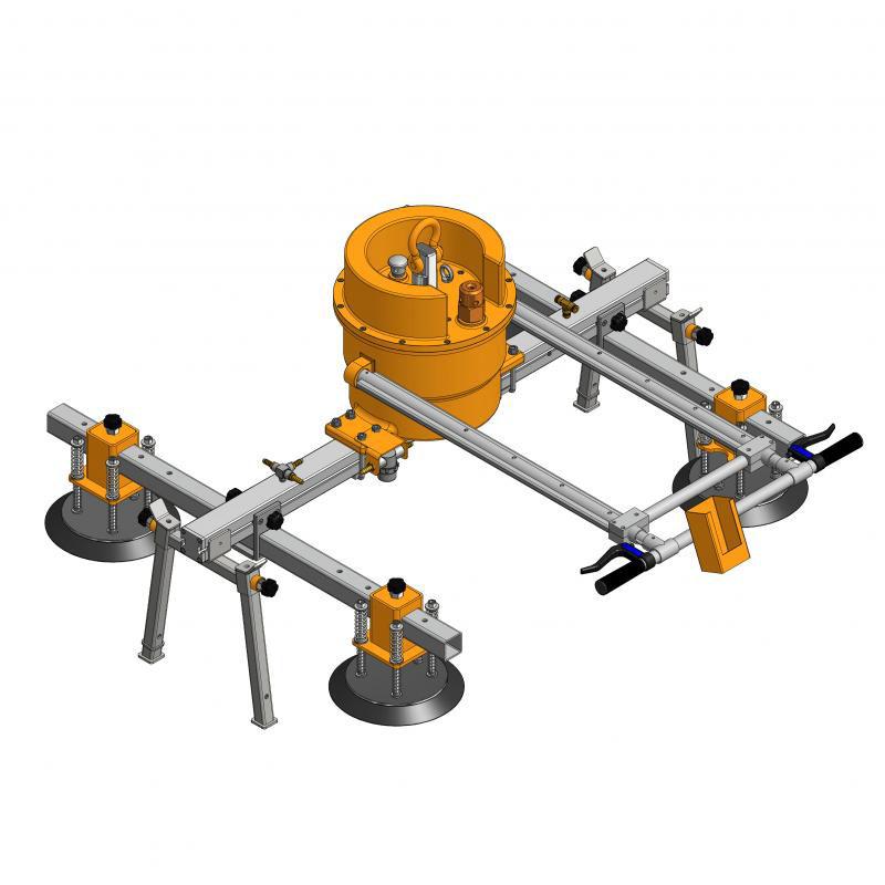 Mechanical Vacuum Lifter AMVL600-4