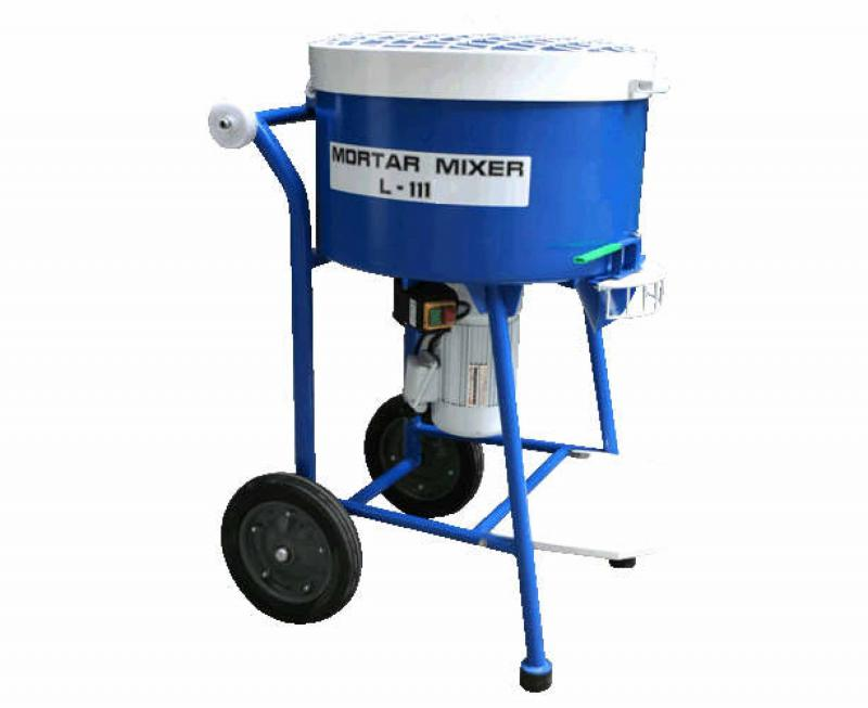 Mortar Mixers MML111