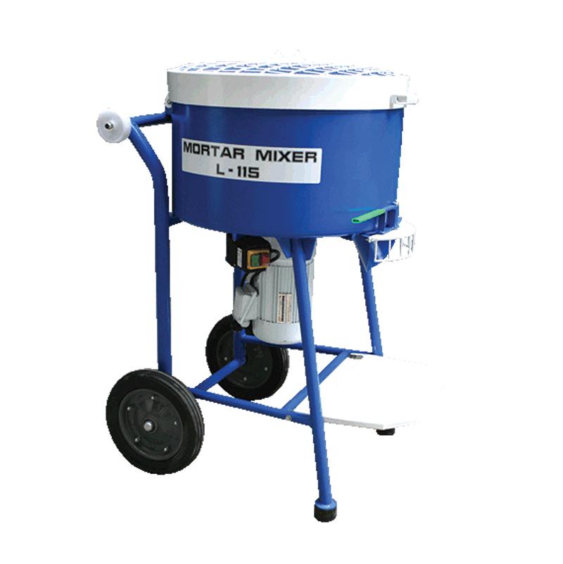 Mortar Mixers MML40