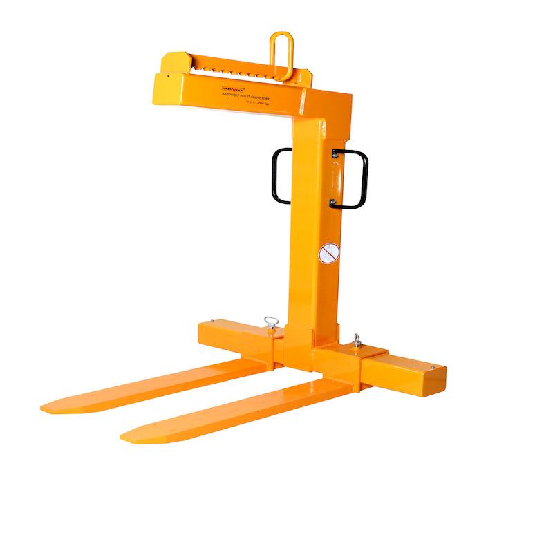 Pallet Crane Fork APCF
