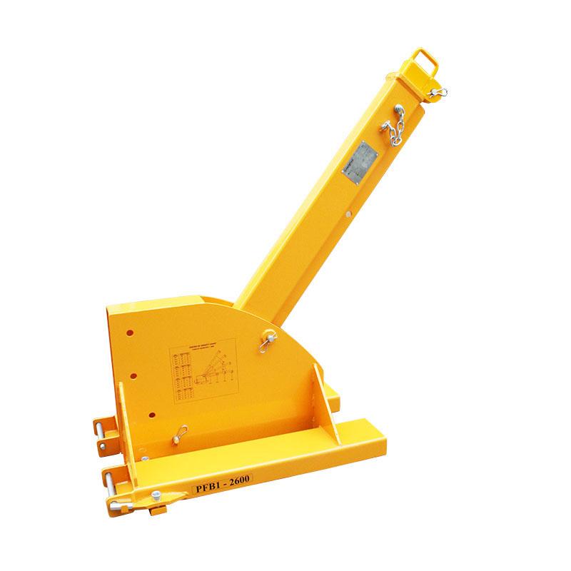 Pivot Forklift Boom PFB1-2600