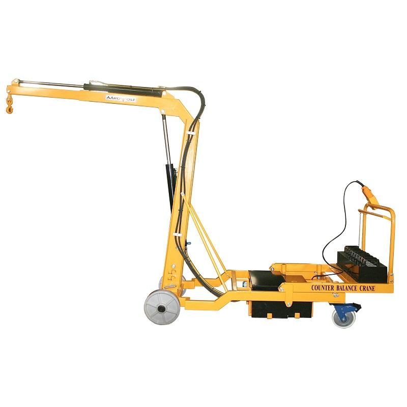 Powered Counterbalance Crane APCC