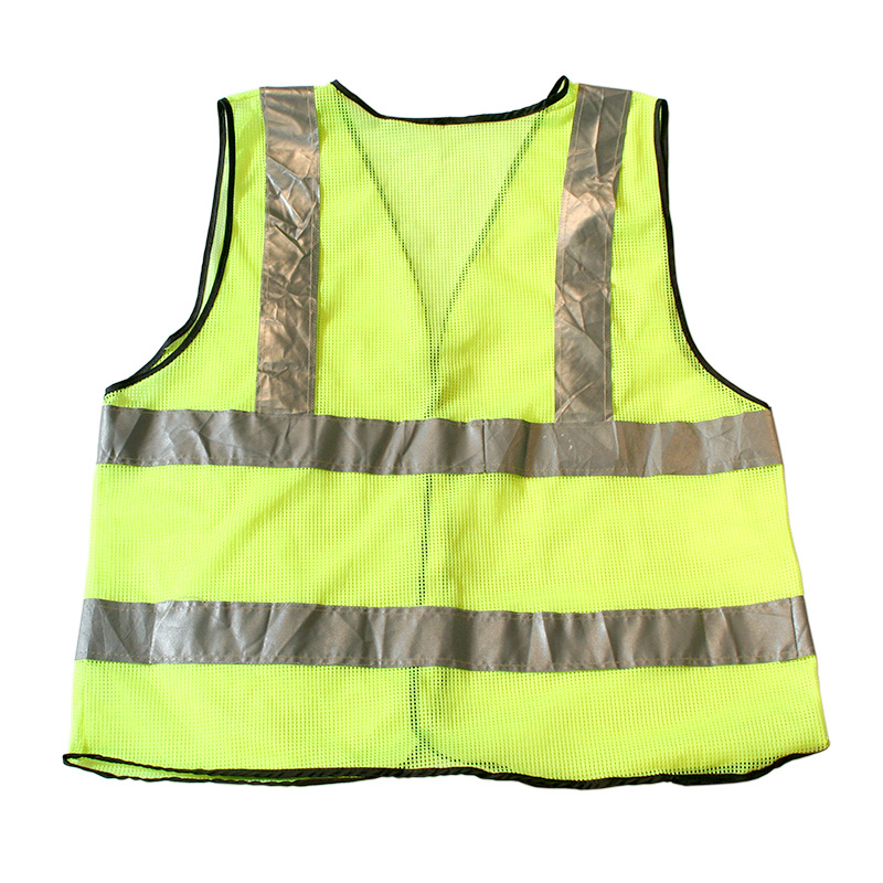 Safety Vest with 3M Reflective Tape