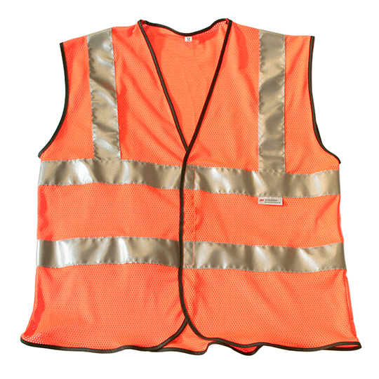 Safety Vest With 3M Reflective Tape A